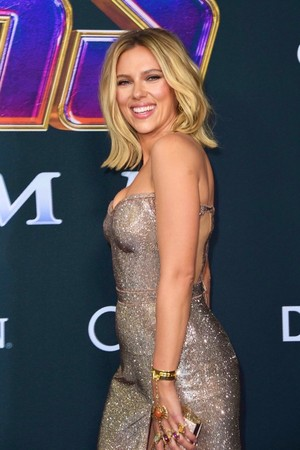 Scarlett Johansson at the Avengers: Endgame World Premiere in Los Angeles (April 22nd, 2019)