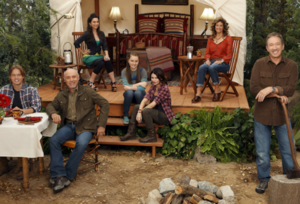 Season 1 cast fotografia