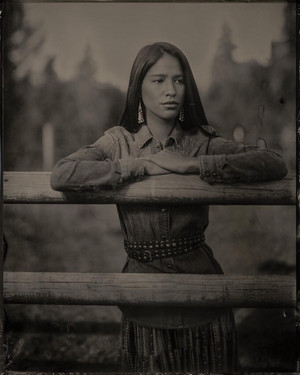 Season 2 Portrait - Kelsey Asbille as Monica Dutton