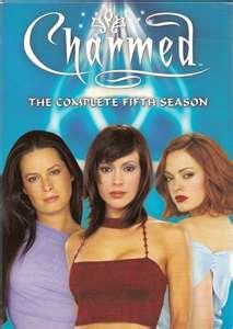 Season 5 of charmed