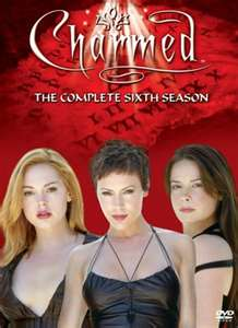 Season 6 of charmed