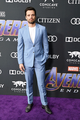 Sebastian Stan at the Avengers: Endgame World Premiere in Los Angeles (April 22nd, 2019) - avengers-infinity-war-1-and-2 photo