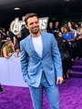 Sebastian Stan at the Avengers: Endgame World Premiere in Los Angeles (April 22nd, 2019) - the-avengers photo