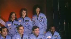 Seven Victims 1986 Challenger Tragedy