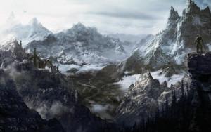 Skyrim Panorama by Kimba