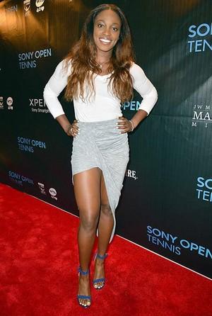 Sloane Stephens - Sony Open テニス