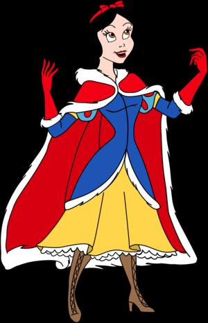 Snow White The Winter Warrior 1
