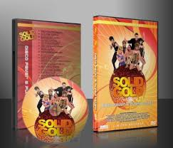 Solid 金牌 On DVD
