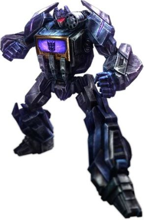 Soundwave War for Cybertron
