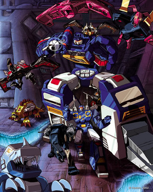 Soundwave and Cassettes Dreamwave