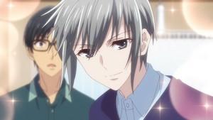 Sparkling 'Prince' Yuki Sohma