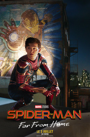 Spider-Man: Far From Главная (2019)
