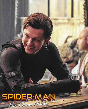 Spider-Man: Far From 首页 (2019)