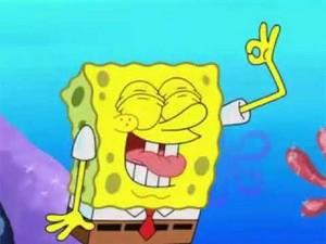 Spongebob Up Too Trend
