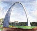 St.Louis Arch - ktchenor fan art