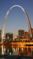 St. Louis At Night - cherl12345-tamara photo