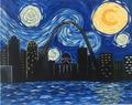 St. Louis Starry Night