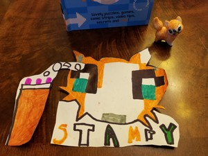 Stampy by Thomas