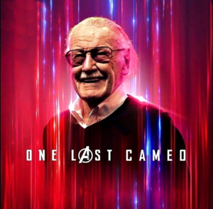 Stan Lee ~Avengers: Endgame