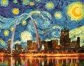 Starry Night St. Louis