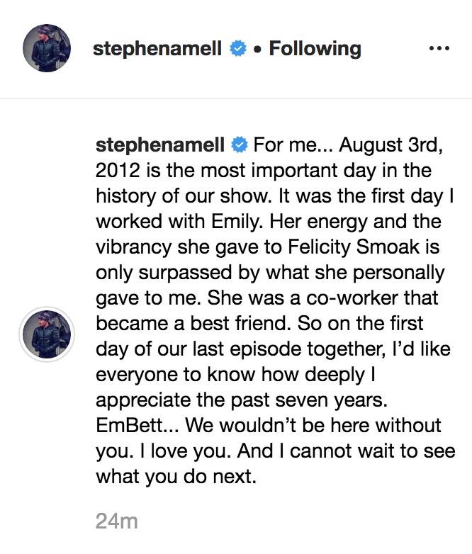 Stephen's Message