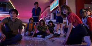 Stranger Things season 3 stills