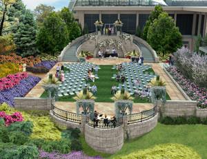 Stylish Botanical Garden