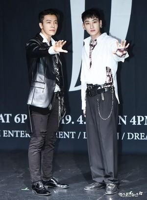 Super Junior DE press conference