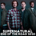 Supernatural ~End of the Road 2020 - supernatural icon