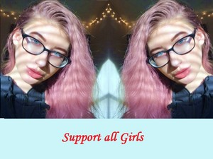 Support Girls fond d'écran