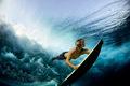 Surfing Underwater - cherl12345-tamara fan art