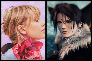 TAYLOR veloce, swift AND FAKE fan Squall Leonhart