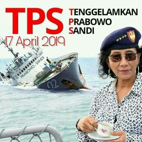 Indonesia wallpaper titled TPS ANTI PRABOWO SANDI