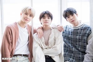 Taeyong, Jungwoo and Doyoung