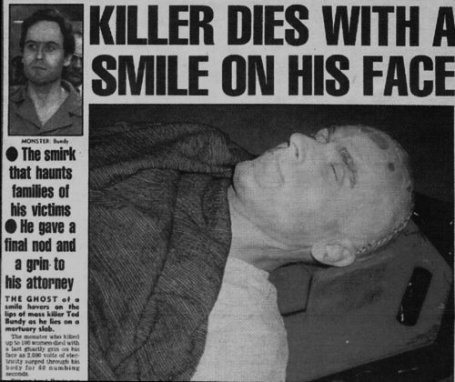 Ted Bundy's Execution