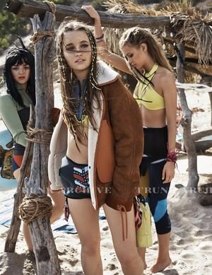 Teen Vogue ~ October 2015