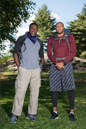 The Amazing Race 30 - Cedric and Shawn