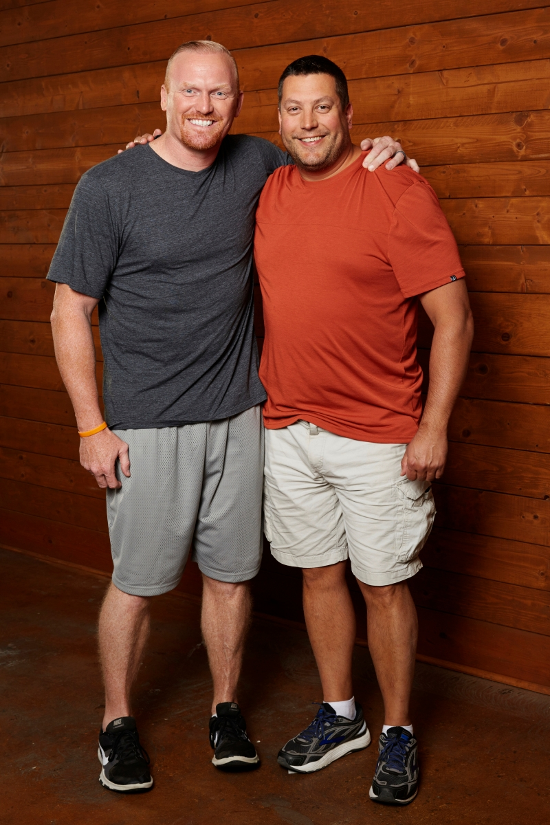 The Amazing Race 31 - Chris and Bret