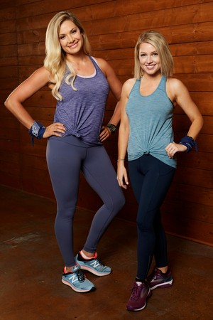 The Amazing Race 31 - Janelle and Britney