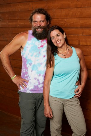 The Amazing Race 31 - Rupert and Laura