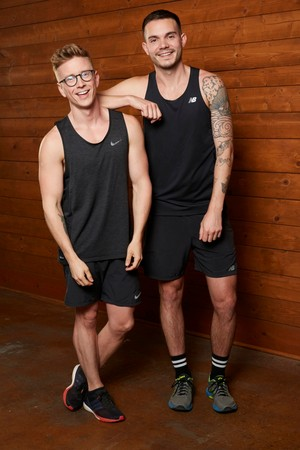 The Amazing Race 31 - Tyler and Korey
