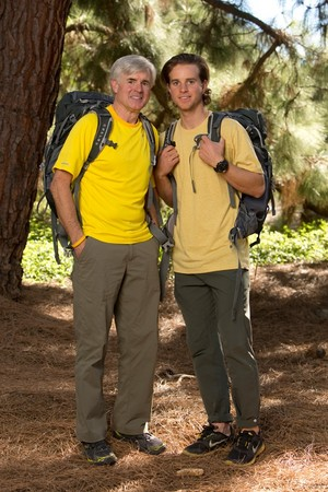 The Amazing Race All-Stars 2 - Dave and Connor