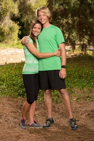 The Amazing Race All-Stars 2 - Jessica and John