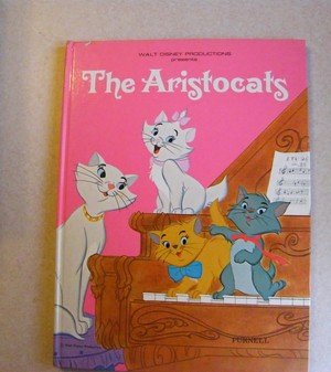 The Aristocats Storybook