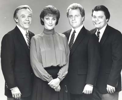 The Cleveland Channel 8 News Team