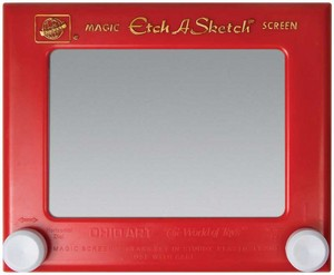 The Etch And Sketch