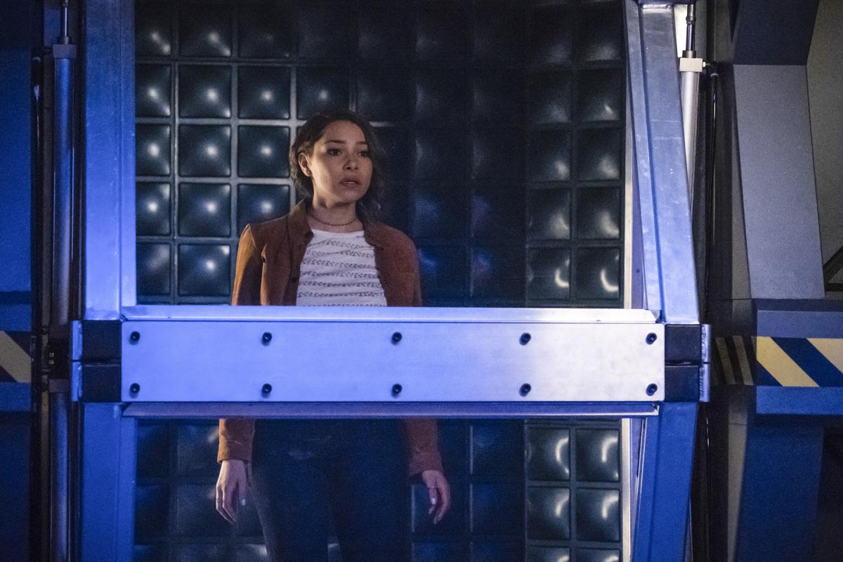 """The Flash 5.18 """"Godspeed"""" Promotional images ⚡️"""