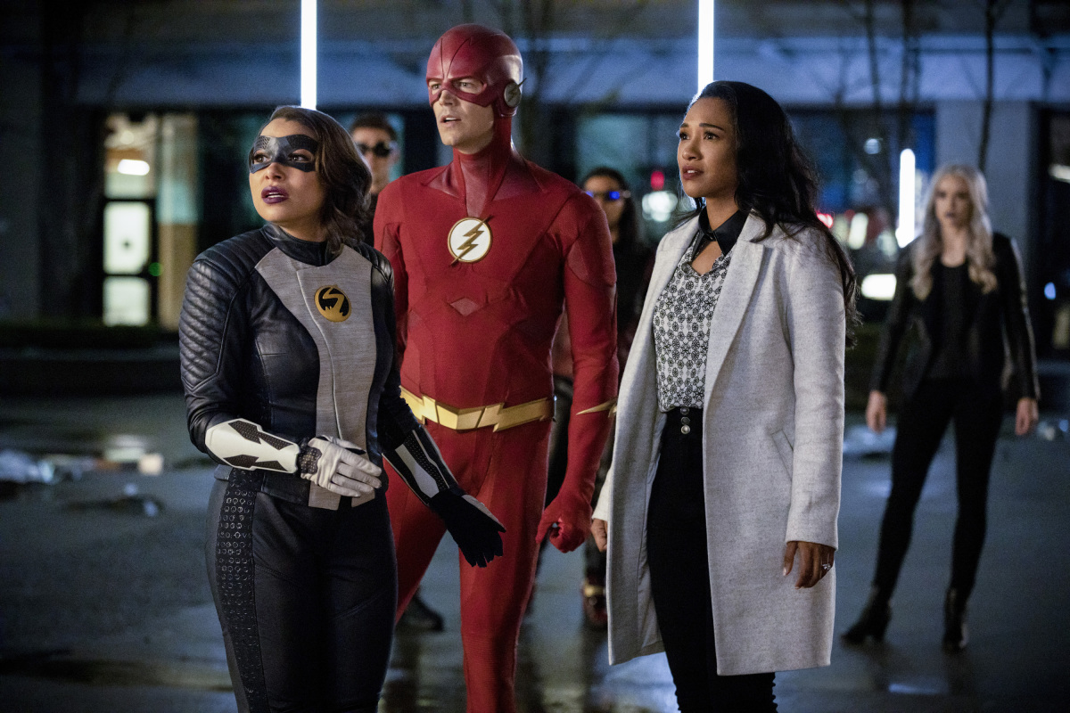 """The Flash 5.22 """"Legacy"""" Promotional Images ⚡️"""