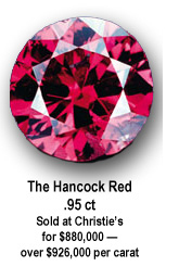 The Hancock Red Diamond