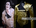 The Iconic Dangerous Stage Costume - michael-jackson photo